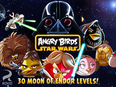 Angry Birds Star Wars Takes You To The Moon Of Endor To Meet The Endearing Ewoks