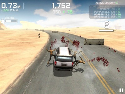 Hit The Road To Smash Zombies All Over Again In Zombie Highway: Driver's Ed