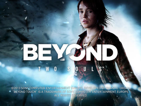 Control Beyond: Two Souls On PlayStation 3 Using Your iDevice With Beyond Touch