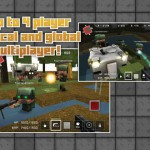 Block Fortress Updated With Local Multiplayer Support And Other Enhancements