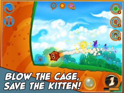 Bombcats Special Edition: The Same Great Bombcats Gameplay But With No IAP