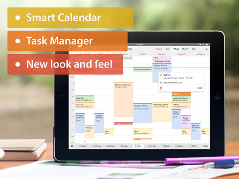 Readdle Launches Calendars 5 Featuring Natural Language Input, iPad Support And More