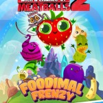 Let The Foodimal Frenzy Begin In The 'Cloudy With A Chance Of Meatballs 2' Game