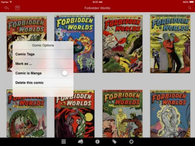 Acclaimed Comic Reader App Comic Zeal Undergoes Extreme Makeover For iOS 7