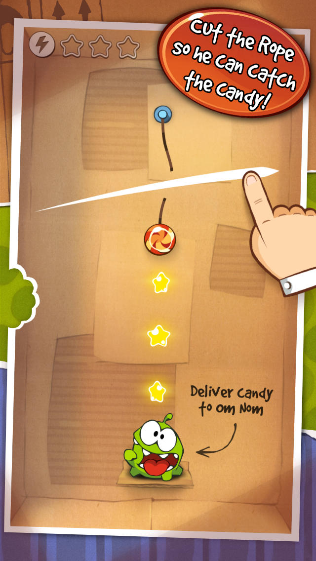 ZeptoLab Announces 'First True Sequel' To Hit Physics-Based Puzzler Cut The Rope