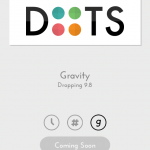 Connect Dots Till You Drop With The New Gravity Mode In Betaworks' Dots