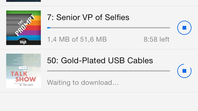 Instacast 4 Is Here And Ready For iOS 7 With An All New Interface