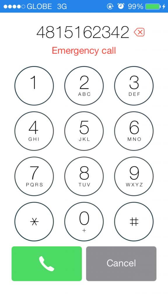 iphone emergency call new ios 7 security flaw lets you bypass an iphone s 3464
