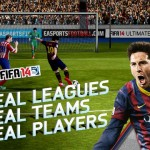 Real Players, Real Teams, Real Leagues: FIFA 14 By EA Sports Now Available On iOS