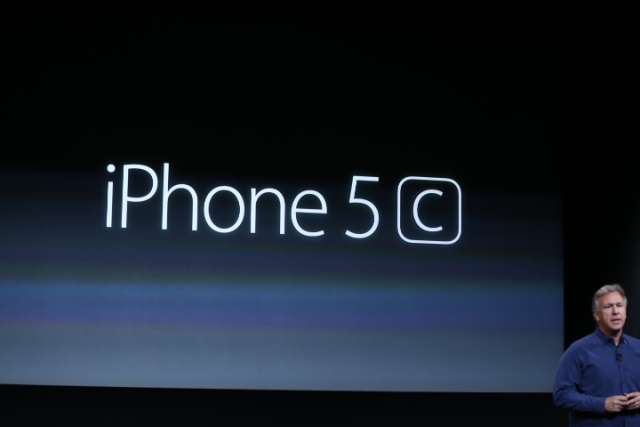 It's Official: Apple Announces The iPhone 5C, Its Low-Cost Handset