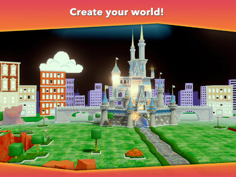 Create Your Own Magical Worlds In Disney Infinity: Toy Box