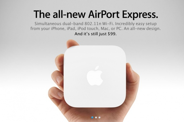 Apple Could Be Planning An AirPort Express Refresh As In-Store Stock Runs Low