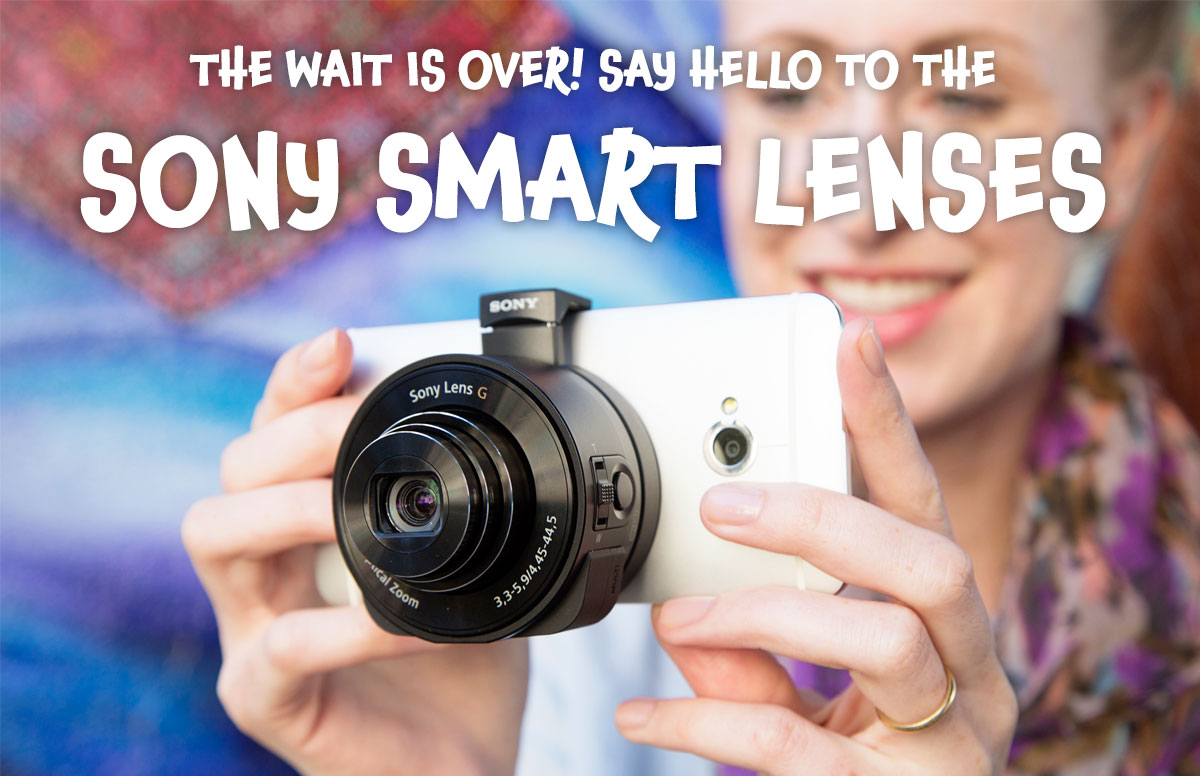 Picture Perfect: Sony's Snap-On Lenses Get Camera360 Support, Launch On Photojojo