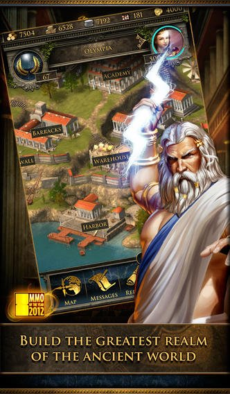 Official Grepolis For iOS Game Launches In The App Store