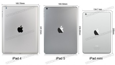 New Video Takes A Closer Look At Apple's Upcoming iPad 5