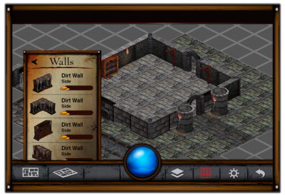 Be The Architect And Master Of Your Own Dungeon In Kickstarter-Supported DAM