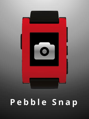 Pebble Snap Updated To Add iPad Support, New Settings UI And More