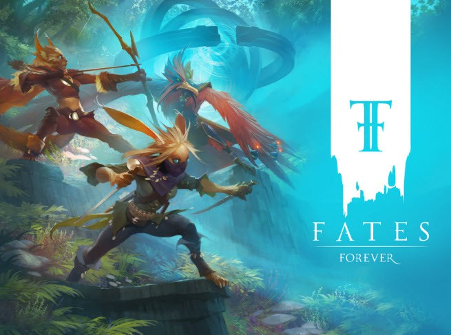 Forthcoming MOBA Fates Forever Gets Its First Official Trailer