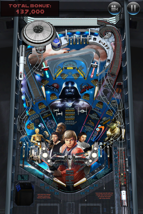 Trailer For Star Wars Pinball's New 'Return Of The Jedi' Table Surfaces Online