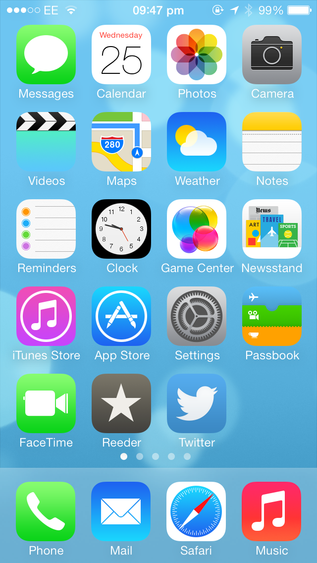 Suffered From Motion Sickness After Using iOS 7? You're Not Alone