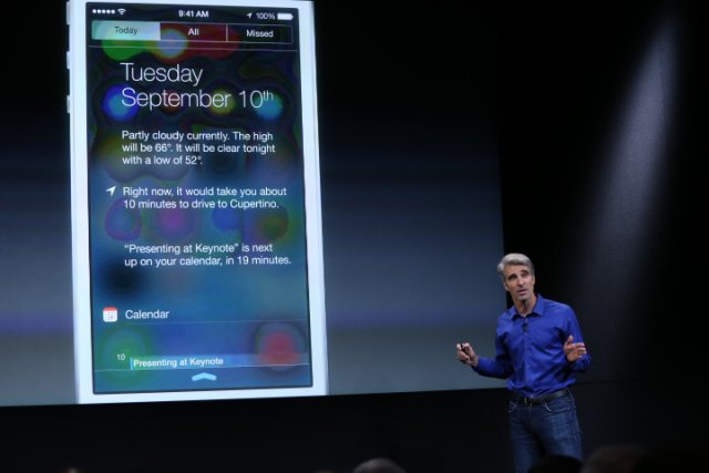 Apple's iOS 7 Set To Launch On Sept. 18