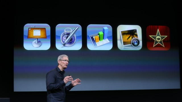 Apple's iWork Apps Free With New iPhone, iPad Or Fifth-Gen iPod touch Devices