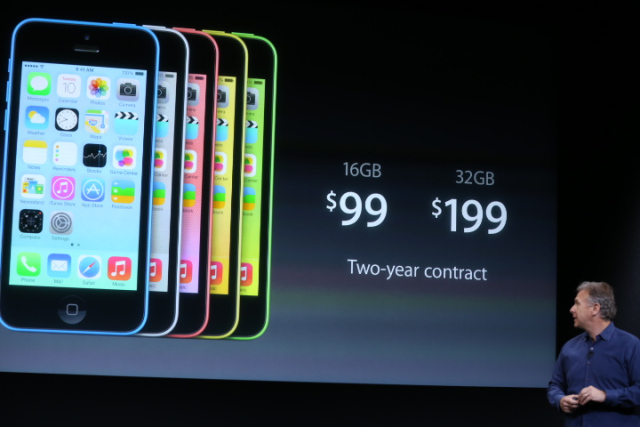 How Much Will The iPhone 5C Cost? Here Are The Details