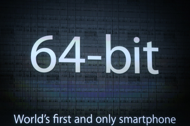 Apple's iPhone 5S Packs A Powerful Punch Thanks To 64-Bit Apple A7 Processor