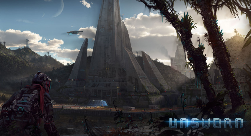 Unsworn Dungeon Crawling Sci-Fi RPG Is One To Look Out For