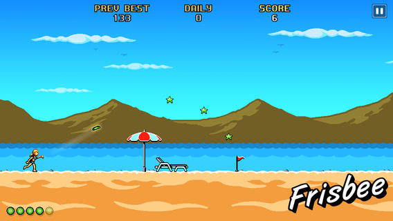 In Beach Games For iOS, It's Summer All Year Round