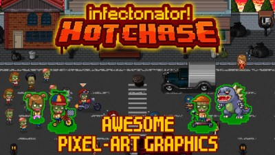 Infectonator Spawns An Endless Runner Sequel: Hot Chase