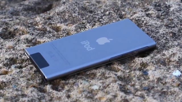 First Look: Apple's 'Space Gray' iPod nano Appears In New Video