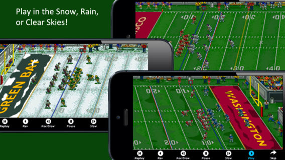 One Of The Best Strategy Football Games For iOS Launches For 2013