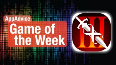 AppAdvice Game Of The Week For Sept. 27, 2013
