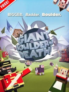 Adult Swim's New iOS Game Lets You Guide The Giant Boulder Of Death