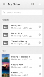 Google Drive 2.0 Features New Design, New Thumbnail View And Other Improvements