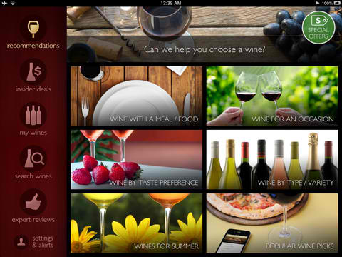 Hello Vino Uncorks New Design, iPad Support And More With 3.0 Update