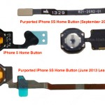 Is This The Fingerprint Sensor For The iPhone 5S?