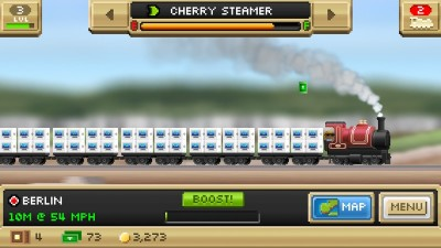 Have A Locomotive Empire In Your Pocket With NimbleBit's Pocket Trains