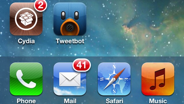 Cydia Tweak: CopyDock Brings The iOS 7 Dock To iOS 6