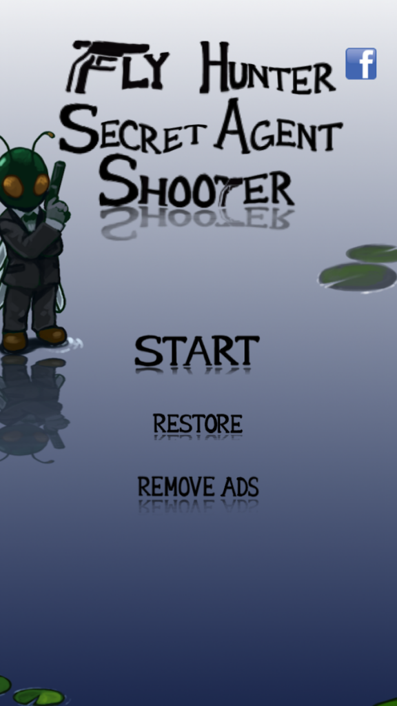 Quirky App Of The Day: Clear Out The Pond Scum In Fly Hunter Mulitplayer
