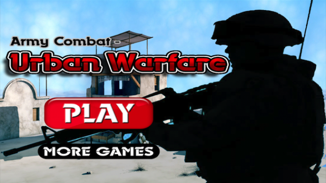 Quirky App Of The Day: Pick A Fight In Army Combat Urban Warfare