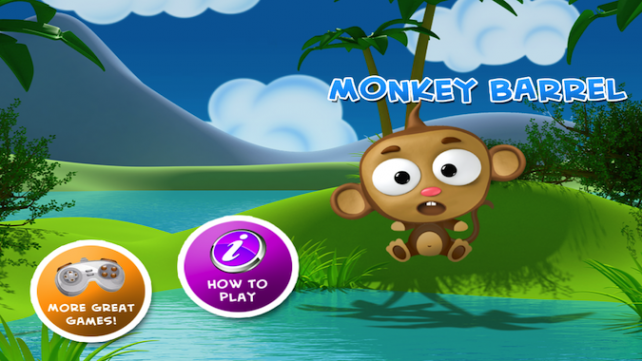 Quirky App Of The Day: Monkey Barrel Demonstrates An Explosive Love For Bananas