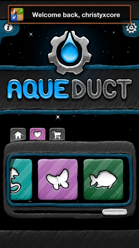 Aqueduct Gets A Fishy New Update Plus A Chance To Win