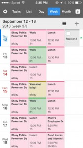 Will Readdle's New And Universal Calendars 5 Be Your Go-To Calendar On iOS 7?