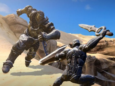 Infinity Blade III Hacks And Slashes Into The App Store Ahead Of iOS 7 Launch