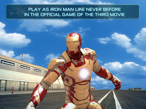 Gameloft Adds New Suits And New Woodlands Level To Iron Man 3 - The Official Game