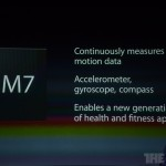 The iPhone 5S Features The M7 Motion Processor For Health And Fitness Applications