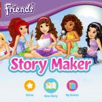 Lego Friends Story Maker Lets You Create Multimedia Stories With Easy-To-Use Tools