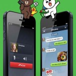 Line Messaging App Updated With Video Calling, New Functions And iOS 7 Support